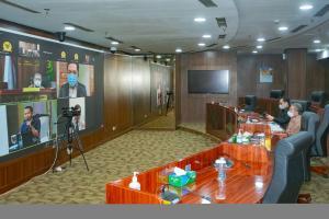 """Diskusi Publik """"Refleksi Praktik Pengadilan HAM Di Indonesia"""" Secara Daring"""